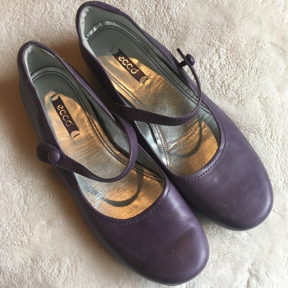 44fed52052d Ecco Shoes - Ecco Mary Jane Shoes - Size 40